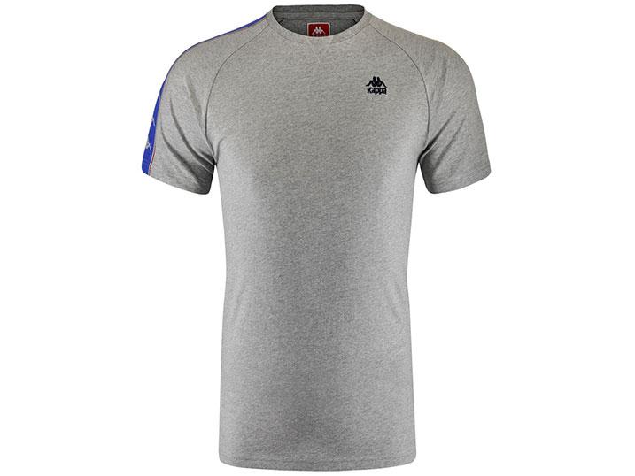 Kappa T-shirt Carl Grey  303PYW0-grey