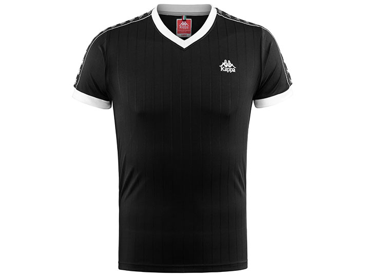 Kapp Shirt Bandana Celtic Black  303RN60-001