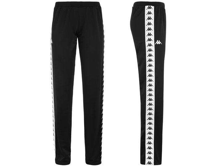 Kappa trainingsbroek 222  Banda Wastoria Black