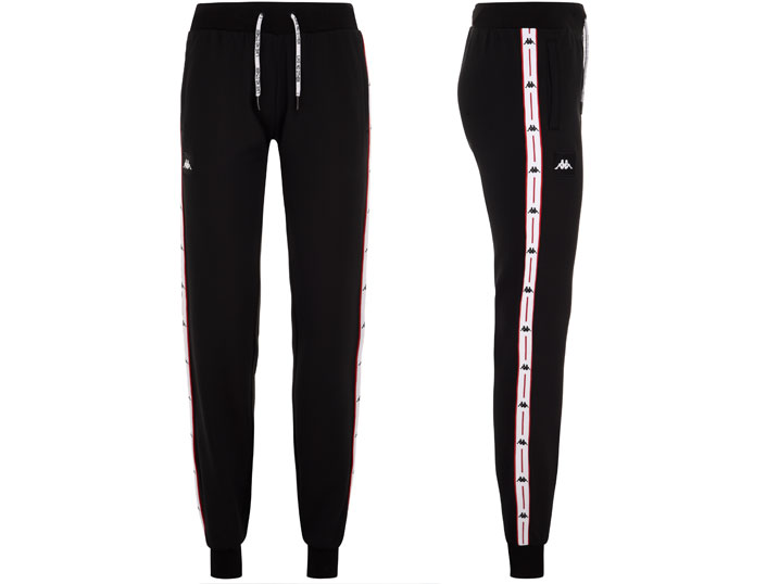 Kappa Trainingsbroek Baey Black