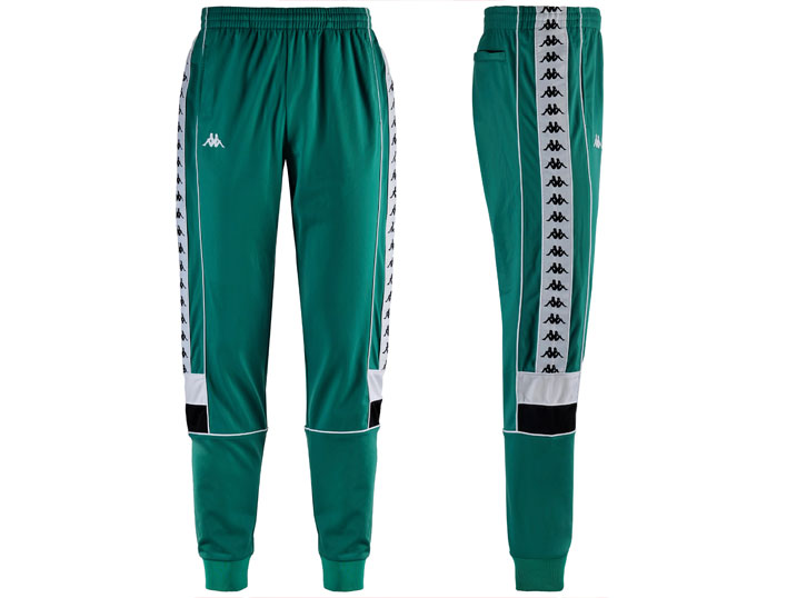 Kappa Trainingsbroek Banda Memzz Green